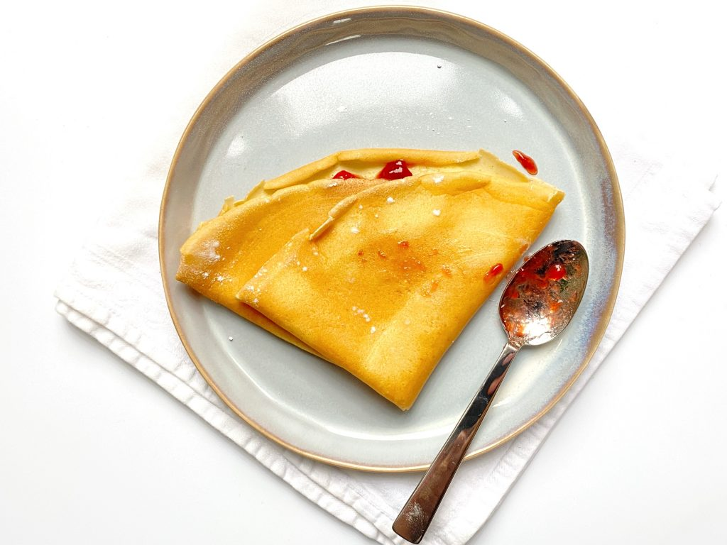 crêpe French Food Stories